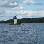  lighthouse at the lake