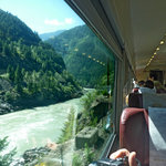 The Rocky Mountaineer Train - Day Trips