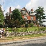 صورة فوتوغرافية لـ ‪B.F. Hiestand House Bed & Breakfast‬