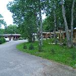 Foto van High Falls Motel and Cabins