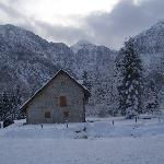  l&#39;agriturismo d&#39;inverno