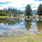  Spruce Lake RV Resort Fishing Pond