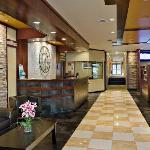 Our newly designed and remodeled lobby