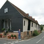Photo de Byes Barn Lavenham