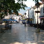 Centre of Trebinje