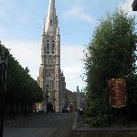  St John&#39;s Church in Tralee town