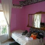  the pink zebra room