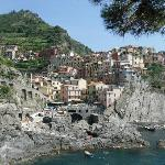  Manarola, l&#39;un des extraordinaires villages des Cinque Terre