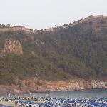  Selgut Castle - overlooks hotel and Alanya