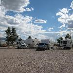 Fort Caspar Campground resmi