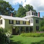 The Woodruff House Bed and Breakfast resmi