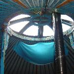  The beautiful Yurt