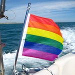 Gay tour en Bateau a l'Espiguette