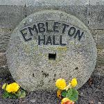 The Embleton Hall namestone