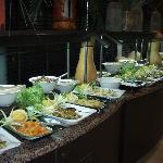 Buffet Salate