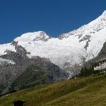 Photo de All in Hotel Saas-Fee