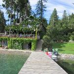Kelly's Resort on Lake Chelanの写真