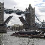  Tower-Bridge, fnf Minuten vom Hotel entfernt