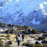 Aoraki Mount Cook Alpine Lodge resmi