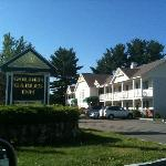 Foto de Golden Gables Inn