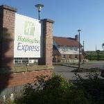 صورة فوتوغرافية لـ ‪Holiday Inn Express Stoke-on-Trent‬