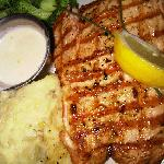 Nothing is better than freshly grilled Alaskan Salmon.