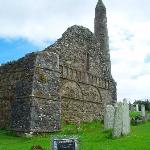 ST Declan's Cathedral & Tower, Ardmore