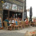The waterfront pub