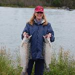  daily limt of silver salmon