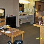 Pics of a 2 room suite