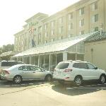 Foto van Holiday Inn Portsmouth