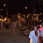 night market closeto hotel