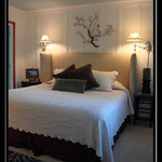Bedroom of San Juan Suite