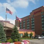 Marriott Cleveland East resmi