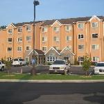 Microtel Inn & Suites by Wyndham Tuscumbia/Muscle Shoals resmi