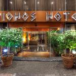  Entrance - Iniohos Hotel