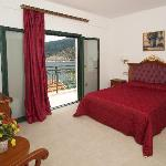  great lux room with magnificent sea view!