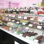 Candy Counter at Snyder's