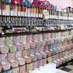 Taffy & Jelly Beans at Snyder's