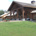 Billede af Brooks Lake Lodge and