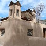 Photo of El Santuario de Chimayo