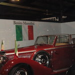 Mussolini&#39;s Car