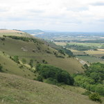 The view from Devil's Dyke