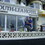 Foto van The South Lea Hotel
