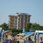  Hotel dalla spiaggia