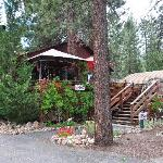 Foto de Eagle's Nest Bed and Breakfast Lodge