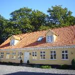Foto de Munkebjerg Bed & Breakfast