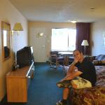 Super 8 Motel Lindsay Olive Tree Inn Foto