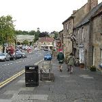 a view of the main street of Morwick