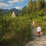 Bilde fra Teepee Meadows Guest Cottages